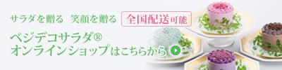 ハートフルベジデコサラダ®シリーズ